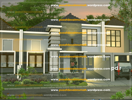 Desain Rumah 2011 on Rumah Modern  Rumah Minimalis    Pusat Desain Rumah Surabaya