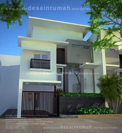 surabaya-rumah minimalis desain