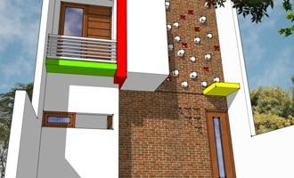 rumah three in one - 6x12 - 2-madiun - pusat desain rumah