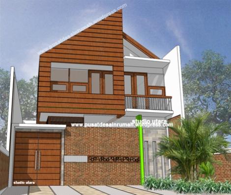 pusat desain rumah - rumah 9x21m-sc 2-blog
