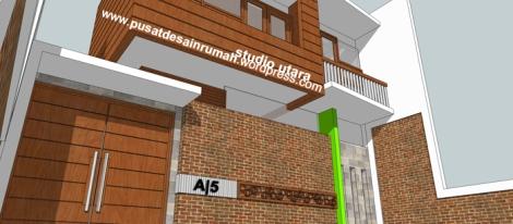 pusat desain rumah - rumah 9x21m-sc 5a-blog-1